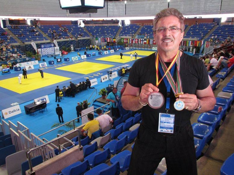 WORLD JUDO CHAMPIONSHIPS VETERANS REPORT