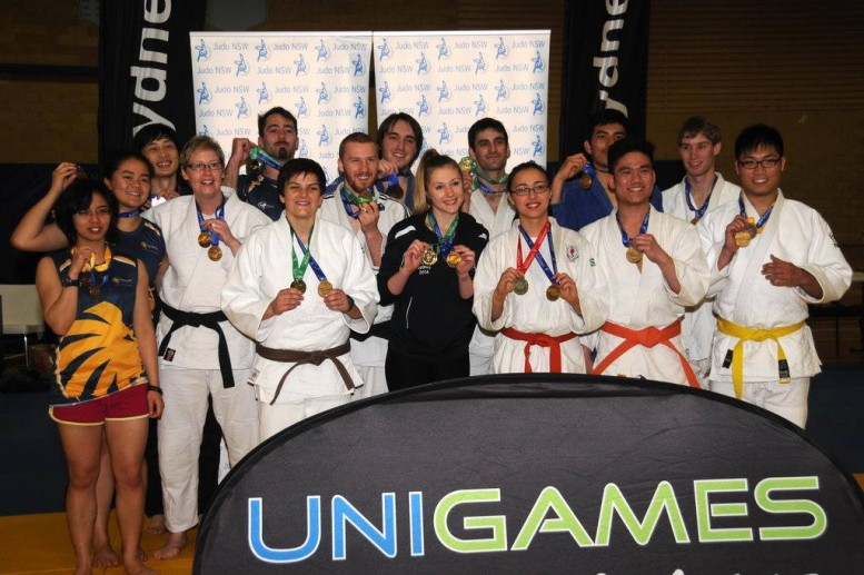 SUJC at Uni Games