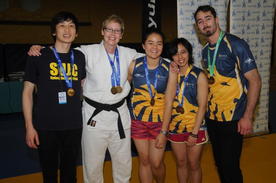 2015 Sydney Uni Unigames winners