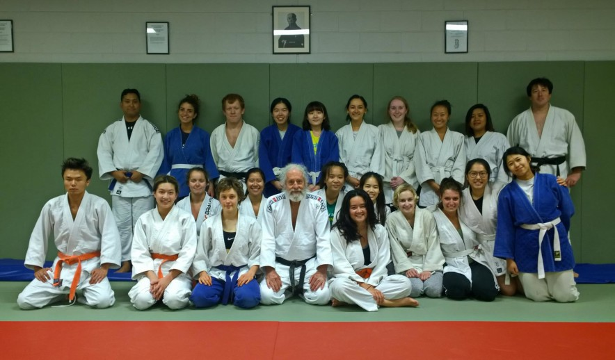 2017 March Women's training turnout