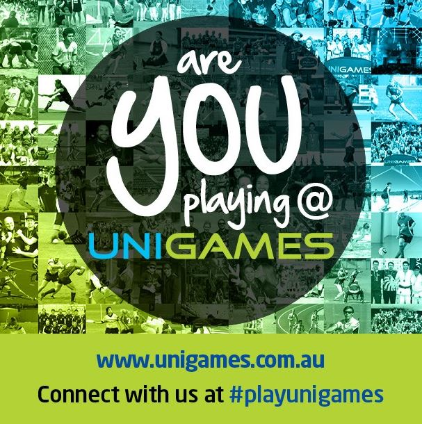 Are you playing at unigames?