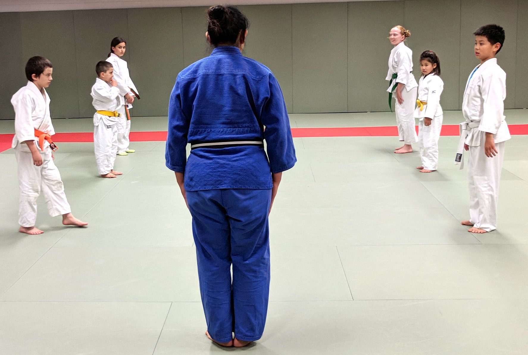 line up for tachiwaza