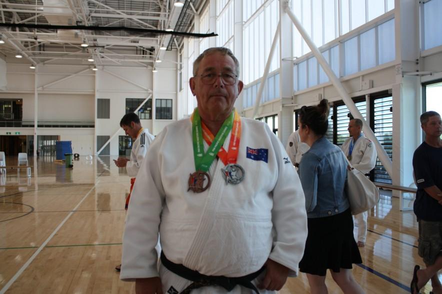 2018 Pan-Pacific Masters Stephen Leadbeater