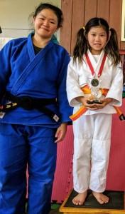 2018 Summer Hunter Championships Mireis Judo Spirit Award