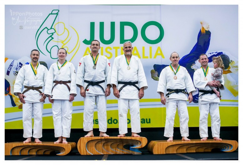 2019 Nationals Kata - Yekatia and Olexandr Silver in the Kime No Kata